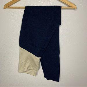 LOFT maternity ponte leggings size XS